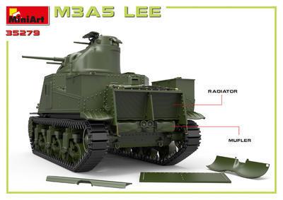 M3A5 Lee - 4