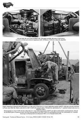 TM U.S. WWII GMC CCKW-352 & 353 - 4