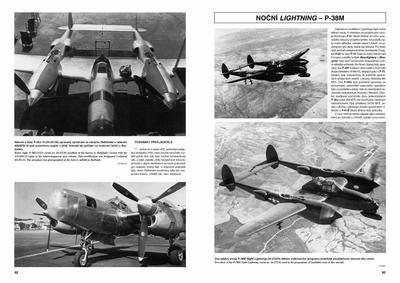 Lockheed P-38 Lightning (XP-49, XP-58) 1.díl - 4
