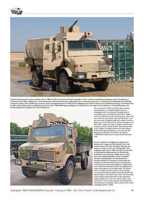 Unimog U1300L part 2 - 4