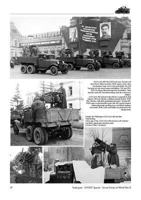 Soviet Trucks of WWII - 4