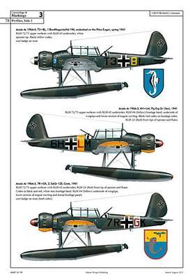 The Arado Ar 196 - 4