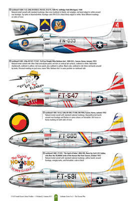 The Korean War The First-vs-Jet Air Battles - 4