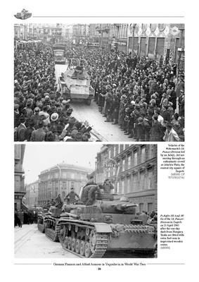 German Panzers and Allied Armour in Yugoslavia in WWII - 4