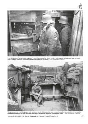 WWI Grabenkrieg German Trench Warfare vol.1 - 4