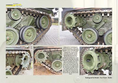 Keiler German Mine-Clearing Tank - 4