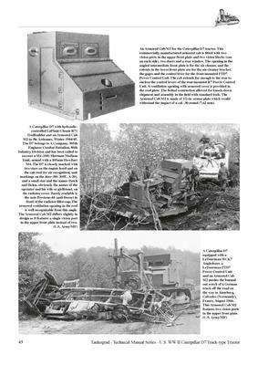 TM U.S. WWII Caterpillar D7 - 4