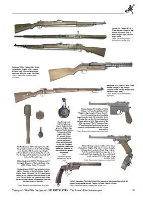 WWI Sturmtruppen  - 4
