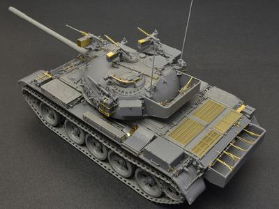 Tiran 4,  Late Type, with Interior Kit - 4