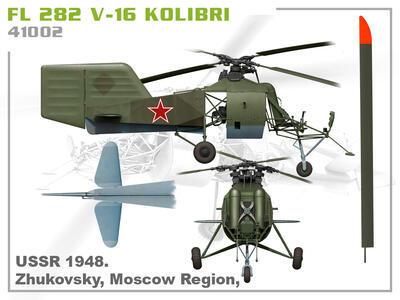 FL 282 V-16 Kolibri - 4