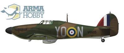 Hurricane Mk I - 303 Squadron PAF - 4