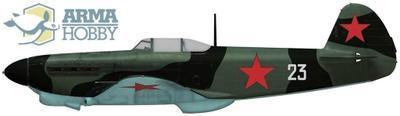 Jakovlev Jak-1B - 4