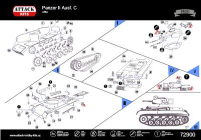 Pz.Kpfw II Ausf.C Africa - 4
