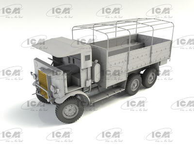 Leyland Retriever General Service (early production) Europe 1945 - 4
