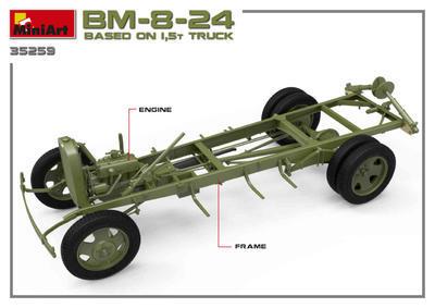 BM-8-24 Based on 1,5t Truck - 4