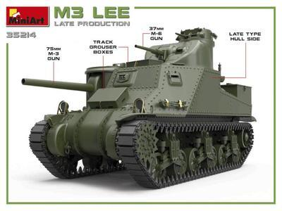 M3 Lee Late Prod.  - 4