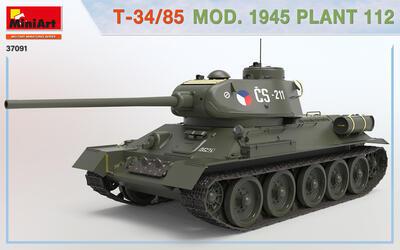 T-34/85 MOD. 1945. PLANT 112 - 4
