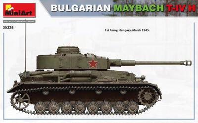 BULGARIAN MAYBACH T-IV H - 5