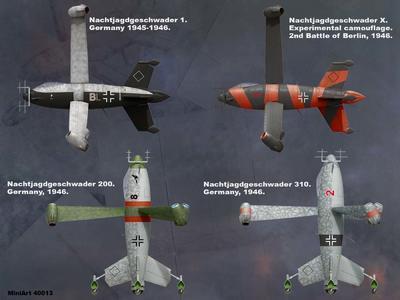 Focke-Wulf Triebflugel Nachtjager - 5