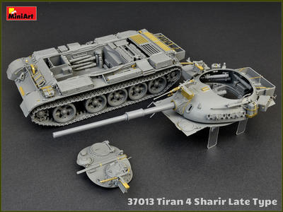 Tiran 4 Sharir Late Type - 5