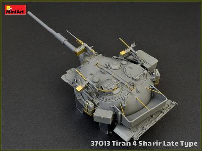 Tiran 4 Sharir Late Type - 5
