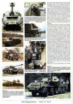 Dana / Zuzana 8-wheeled SPG - The Tankograd Gazette 15 - 5