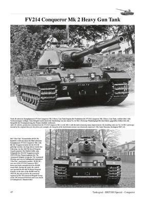 Conqueror Heavy Gun Tank Britain's Cold War Heavy Tank  - 5
