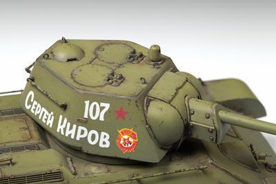 Soviet medium tank T-34/76 mod. 1942 - 5