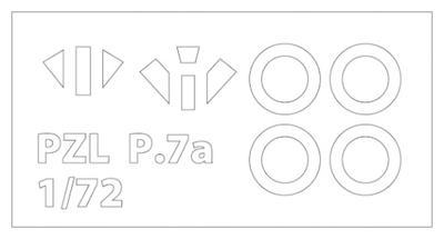 PZL P.7a - Expert Set - 5