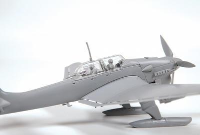"""JU-87B-2/U4 """"STUKA"""" with skis - 5"""
