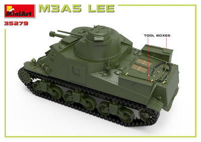 M3A5 Lee - 5