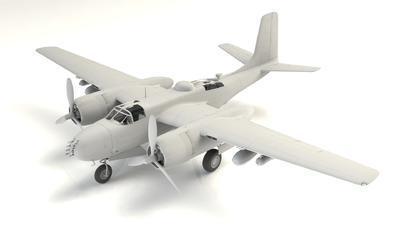 B-26B-50 Invader Korean War American Bomber - 5
