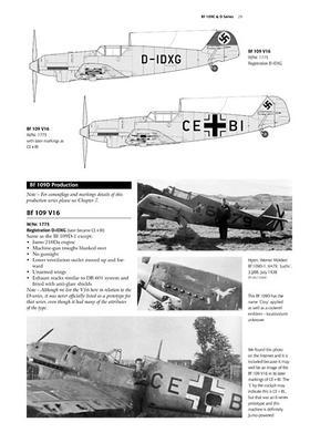 Messerschmitt Bf-109 early series - 5