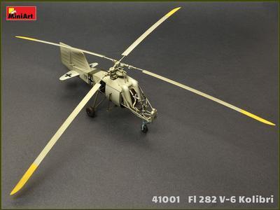 FL 282 V-6 Kolibri - 5