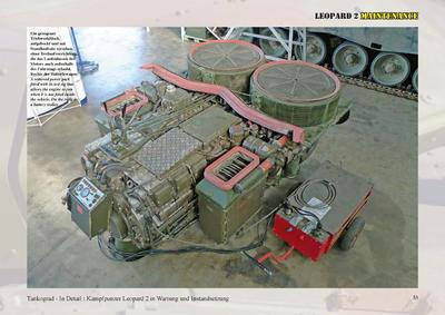 Leopard 2 Maintenance in Detail - 5