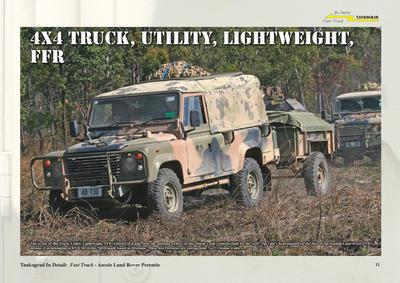 Aussie Land Rover Perentie  - 5