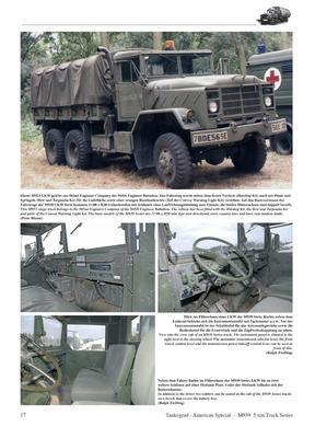 M939 5-ton 6x6 Truck Series - 5
