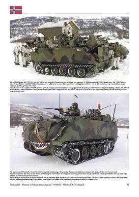 Norge Haerens Styrker - 5