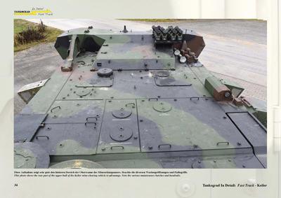 Keiler German Mine-Clearing Tank - 5