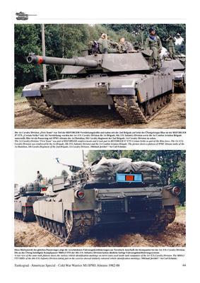 Cold War Warrior M1/IPM1 Abrams - 5