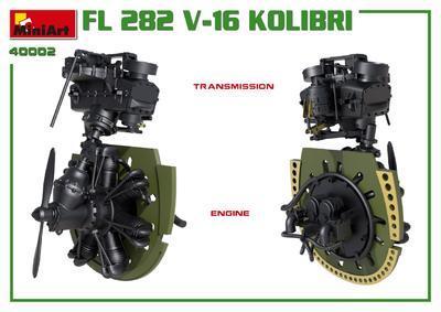 FL 282 V-16 Kolibri - 5
