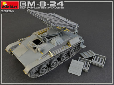 BM-8-24 Self-Propelled Rocket Launcher - 5