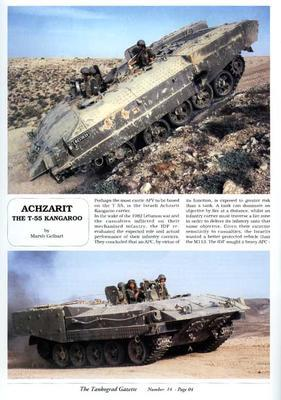 T-64A Model 1979/80 Main Battle Tank - The Tankograd Gazette 14 - 5