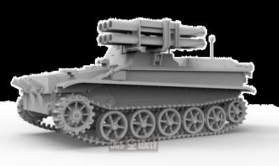 Borgward IV Panzerjäger Wanze - 5