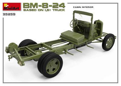 BM-8-24 Based on 1,5t Truck - 5