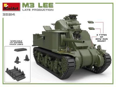 M3 Lee Late Prod.  - 5