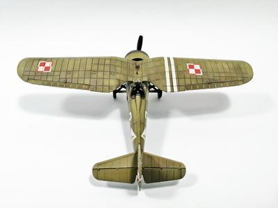 PZL P.11a - Polish Fighter Plane - přijímáme předobjednávky - pre/orders - 5