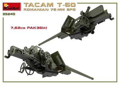 Tacam T-60 Romanian 76mm SPG - 5