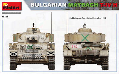 BULGARIAN MAYBACH T-IV H - 6