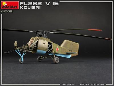 FL 282 V-16 Kolibri - 6